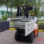 Kina Hidraulična hidraulična viljuškara za višenamjensku stezaljku