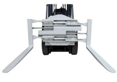 Prirubnice za vilice bez vretena od 2,2 tone za viljuškar