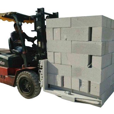 Stezaljka za podizanje blokova za betonske cigle s hidrauličnim viličarima
