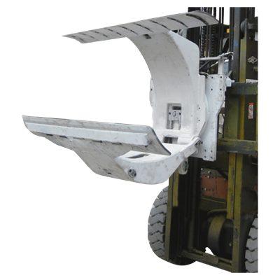 Dizelski viljuškar od tri tone s pričvršćivanjem za stezanje papira