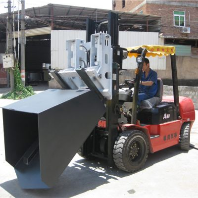 3-tonska posuda za priključak Hyundai Dizelski viljuškar sa vilicom i kašikom