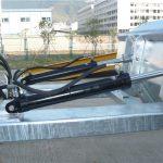 Kašika spremnika sa samopogonom za viljuškara