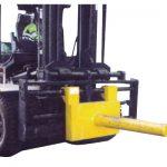 Zaokretni nosači PSM na osovini montirani na osovinu
